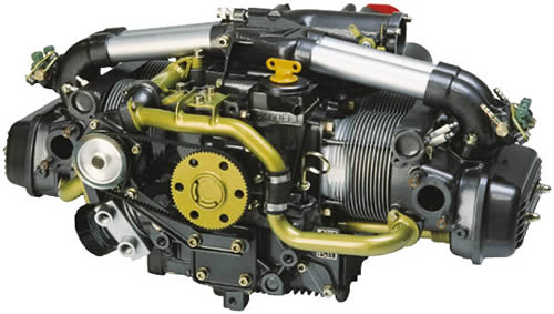 L2400 DFi/EFi Motor